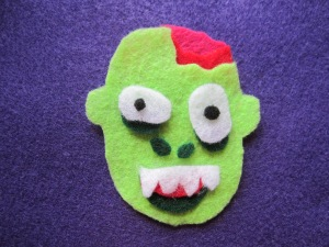 Zombie Coffee Cozy